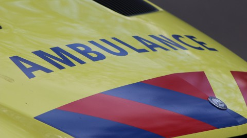 A6 vanuit Amsterdam richting Lelystad gestremd door ongeval