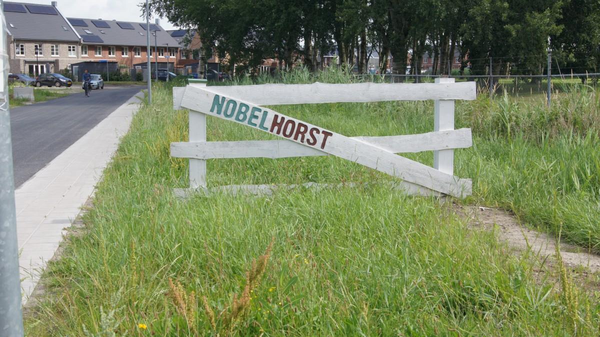 Foutje zorgt voor verontwaardigde bewoners Nobelhorst