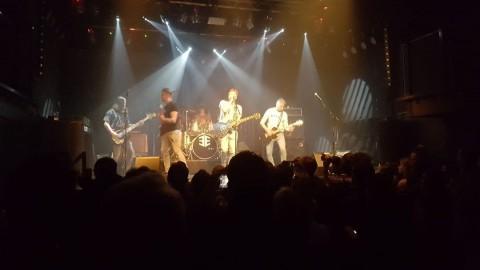 Optreden Rockband in de Meester