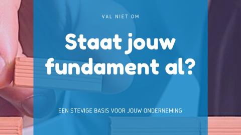 AdministratieNet | De basis voor een stevig fundament.