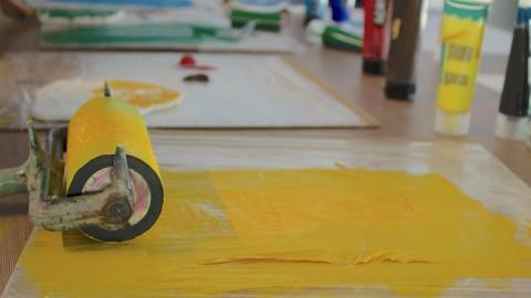 Ga creatief aan de slag tijdens de beeldende workshops van juf Lieve!
