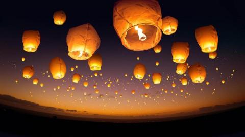 Oplaten wensballonnen in groot deel Flevoland expliciet verboden