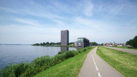 Gemeente Almere komt met podcast over de groene stad van de toekomst