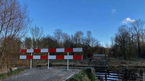 'Fietsbrug Michauxpad voor de zomer gerepareerd'
