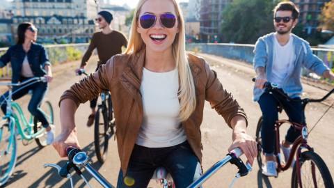 Op pad? Laat de auto staan en pak de fiets!