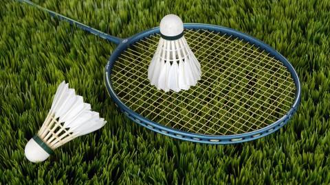 Competitie voor badmintonners stopgezet