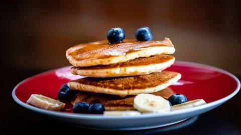 Pancakes met maar 3 ingrediënten!