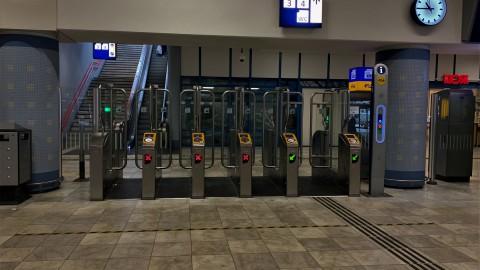 Nog tot maandagochtend geen intercity's tussen Almere en Amsterdam
