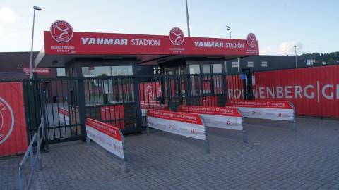 Almere City FC verrast met Jorrit Smeets