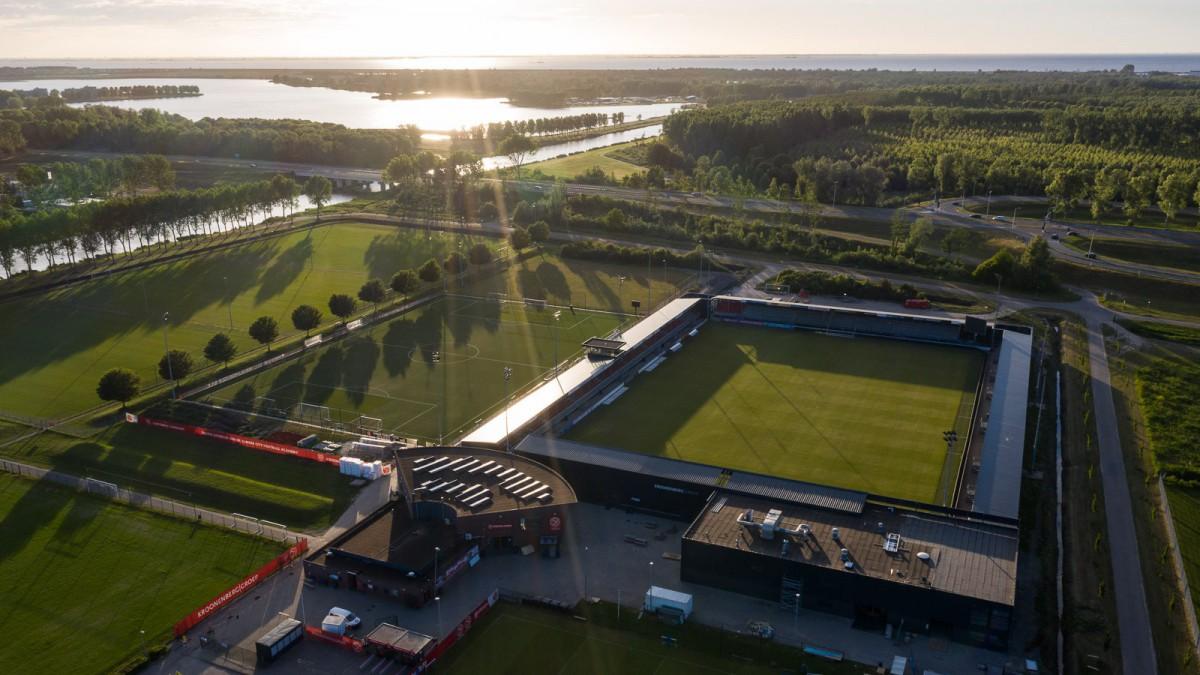 Willem II-huurling Yeboah wil plezier terugvinden bij Almere City