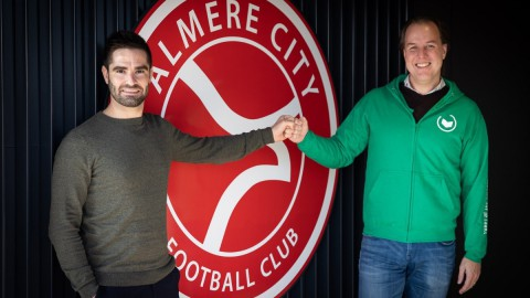 Ons Almere verlengt partnership met Almere City FC