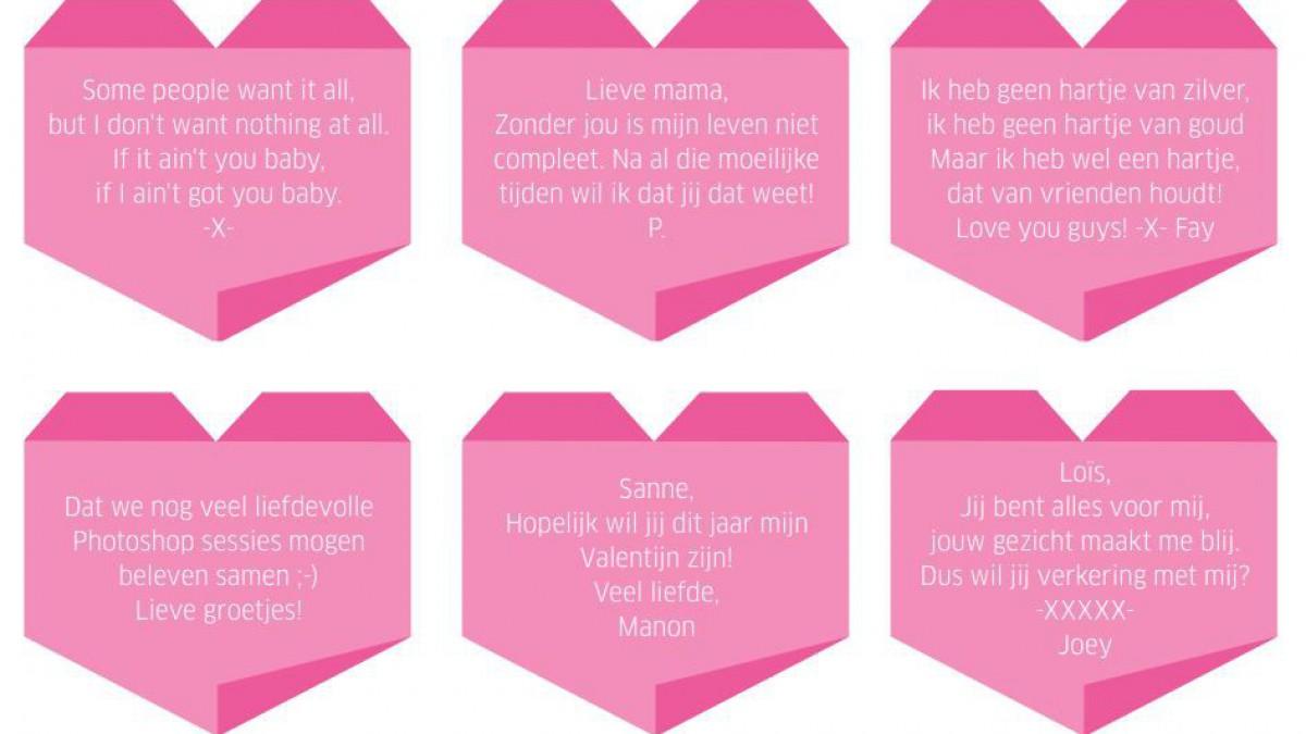 Een gratis geeltje voor jouw Valentijn?