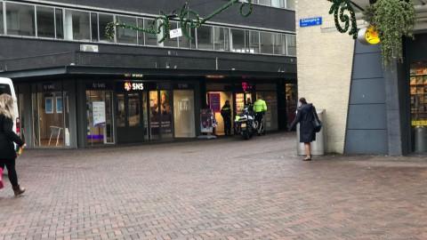 Overval telefoonwinkel centrum Almere Buiten