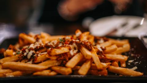 Nieuwe hype: Loaded Fries