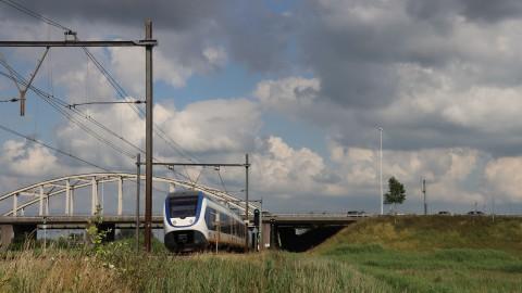 Dit weekend geen treinen tussen Almere Oostvaarders en Weesp
