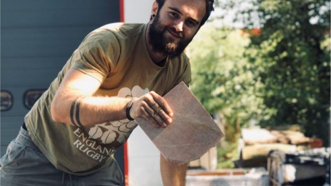 Almeerse startup redt marmer van afvalberg