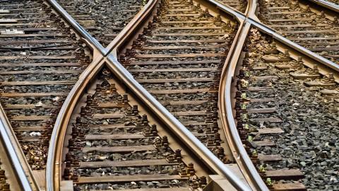 Propvolle coupés door defecte trein bij Almere Buiten