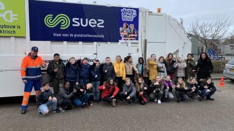 Veilig op Wegles bij OBS Syncope in Almere