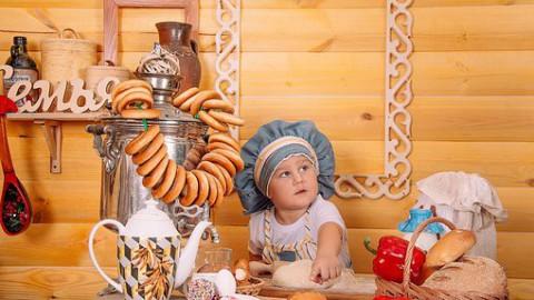 Eten met kinderen in Almere