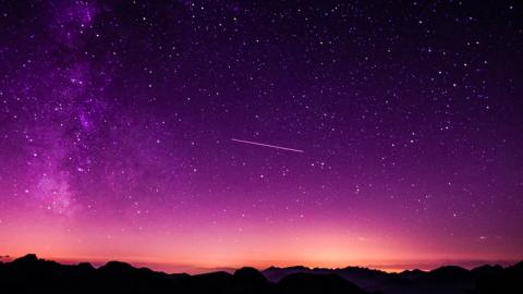 Spectaculair meteoriet vloog heel laag over Nederland