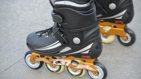 Inline-skater Bret Groot draait topseizoen