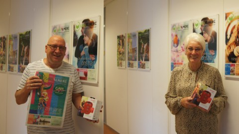 Prijswinnaars Herman en Henny Marian gefeliciteerd!
