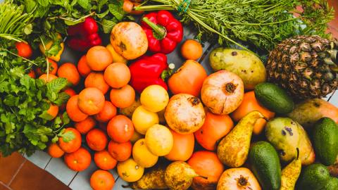 Nieuwe app laat je zien waar je je eten lokaal kunt kopen