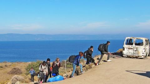Opvanghuis voor alleenstaande minderjarige vreemdelingen in Griekenland klaar voor gebruik