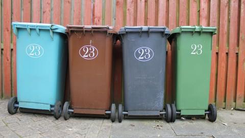Inwoners NOP zorgen voor beduidend meer gft-afval dan Almeerders