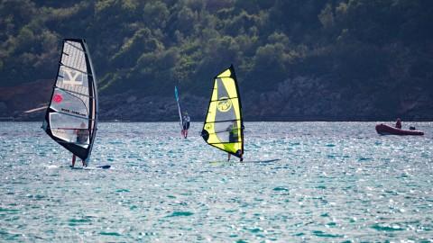Windsurfer Kiran Badloe pakt brons bij EK