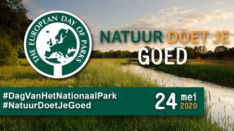 Dag van het Nationaal Park: beleef Nationaal Park Nieuw Land online!