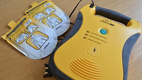 Nog steeds te weinig AED's in Almere