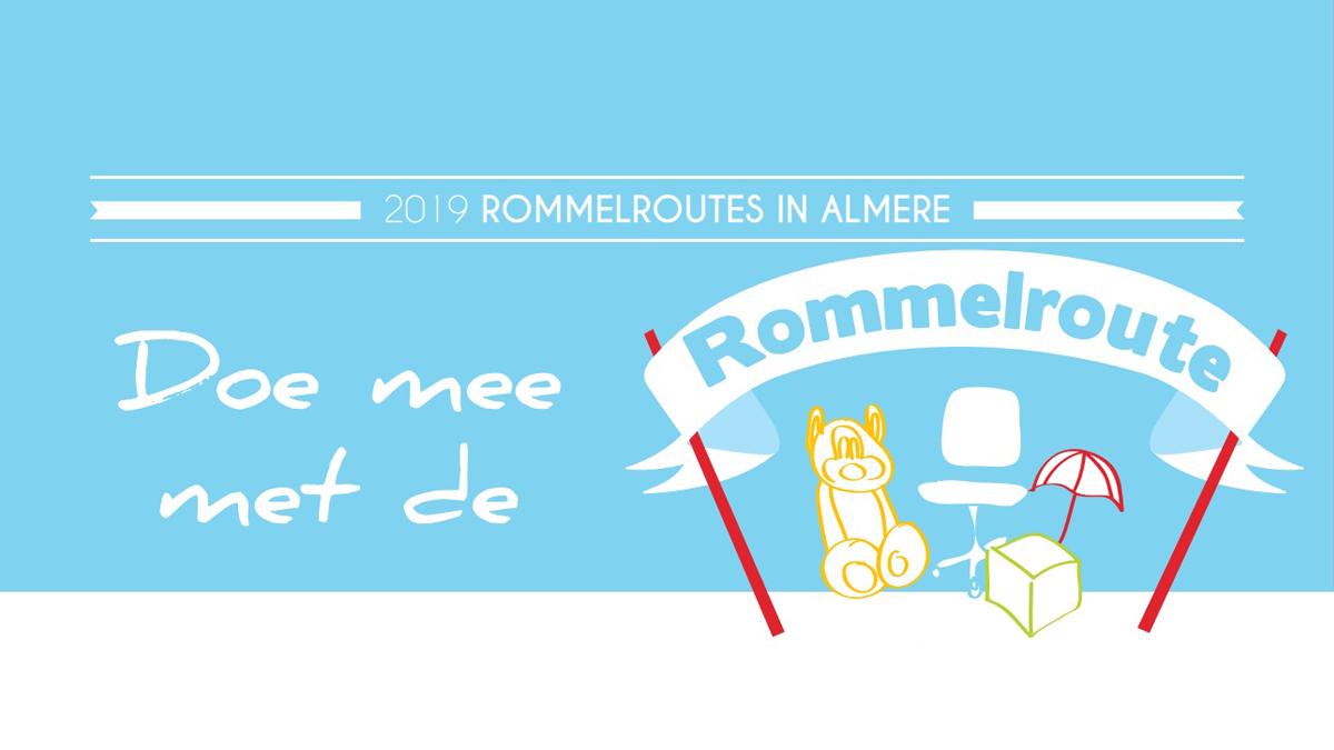 Kom jij vandaag naar de Rommelroute Sport-, Hof- en Redemark?