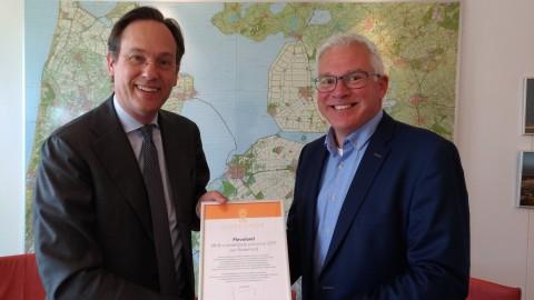 Flevoland MKB-Vriendelijkste provincie van Nederland