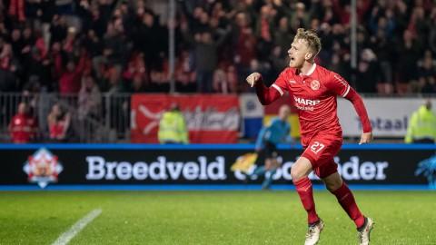 Almere City FC wacht loodzwaar uitduel in Volendam
