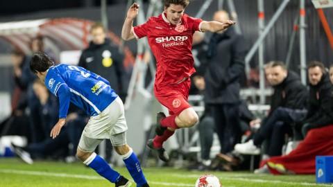 Almere City FC in mineur na nederlaag tegen FC Den Bosch