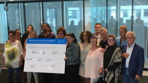 Noodhulporganisaties ondertekenen intentieverklaring voor meer samenwerking