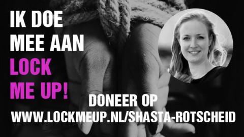 Interview met Shasta Rotscheid voor Lock me Up - Free a Girl