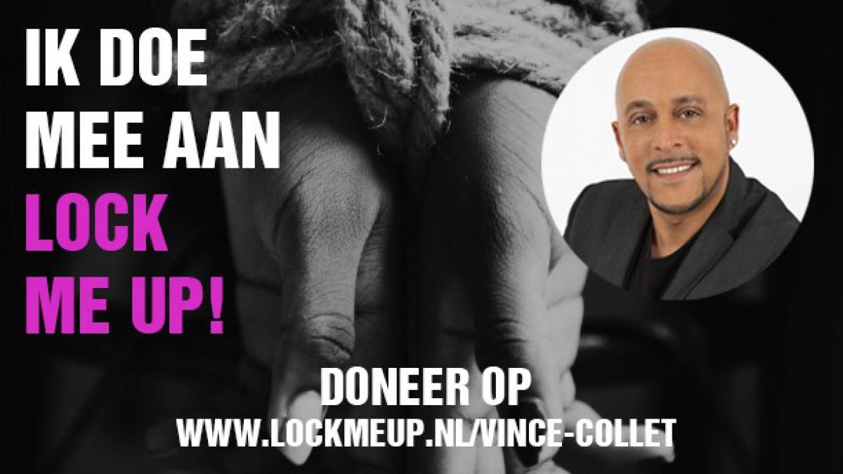 Interview met Vince Collet voor Lock me Up - Free a Girl