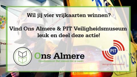 Win-actie met PIT Veiligheidsmuseum in Almere!