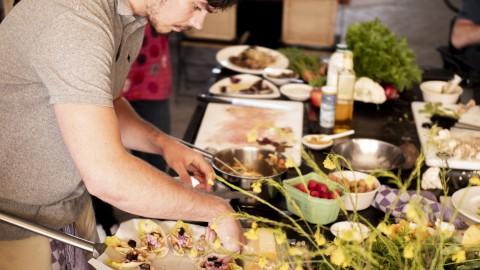 Flevolandse (aspirant-) koks pionieren met 80% Flevolands groen op het bord