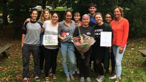 Stichting AAP wint verkiezing beste leerbedrijf 2019 van Flevoland